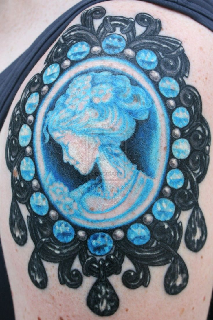 45 Best Cameo Tattoo Ideas And Designs