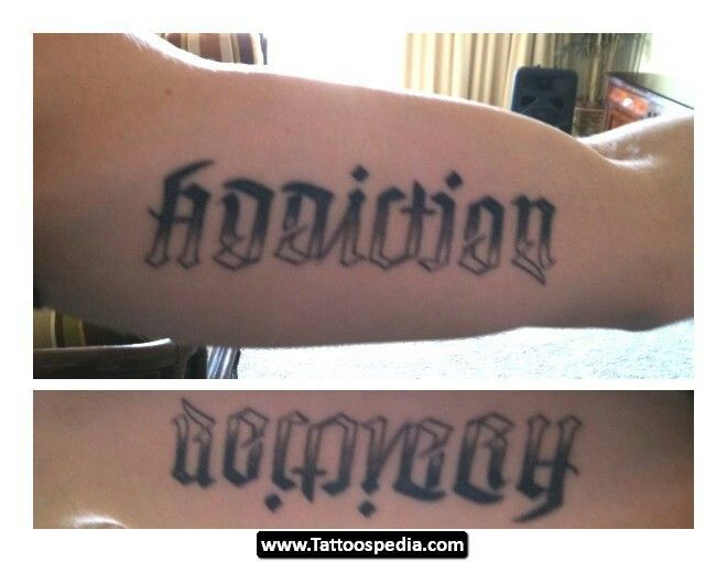 42 Best Addiction Symbol Tattoos Images On Pinterest Ideas And Designs