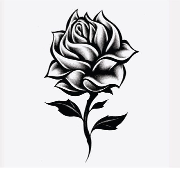Usugrow Tattoo Reference Tribal Tattoos Rose Art Art Ideas And Designs
