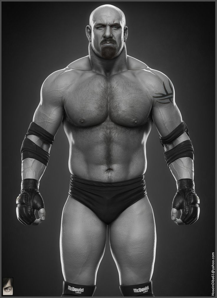 Pin By Rohan Neil On Goldberg Wwe Pose Reference Bill Ideas And Designs