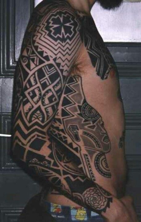 African Tattoos Tatted Up Tribal Tattoos African Ideas And Designs