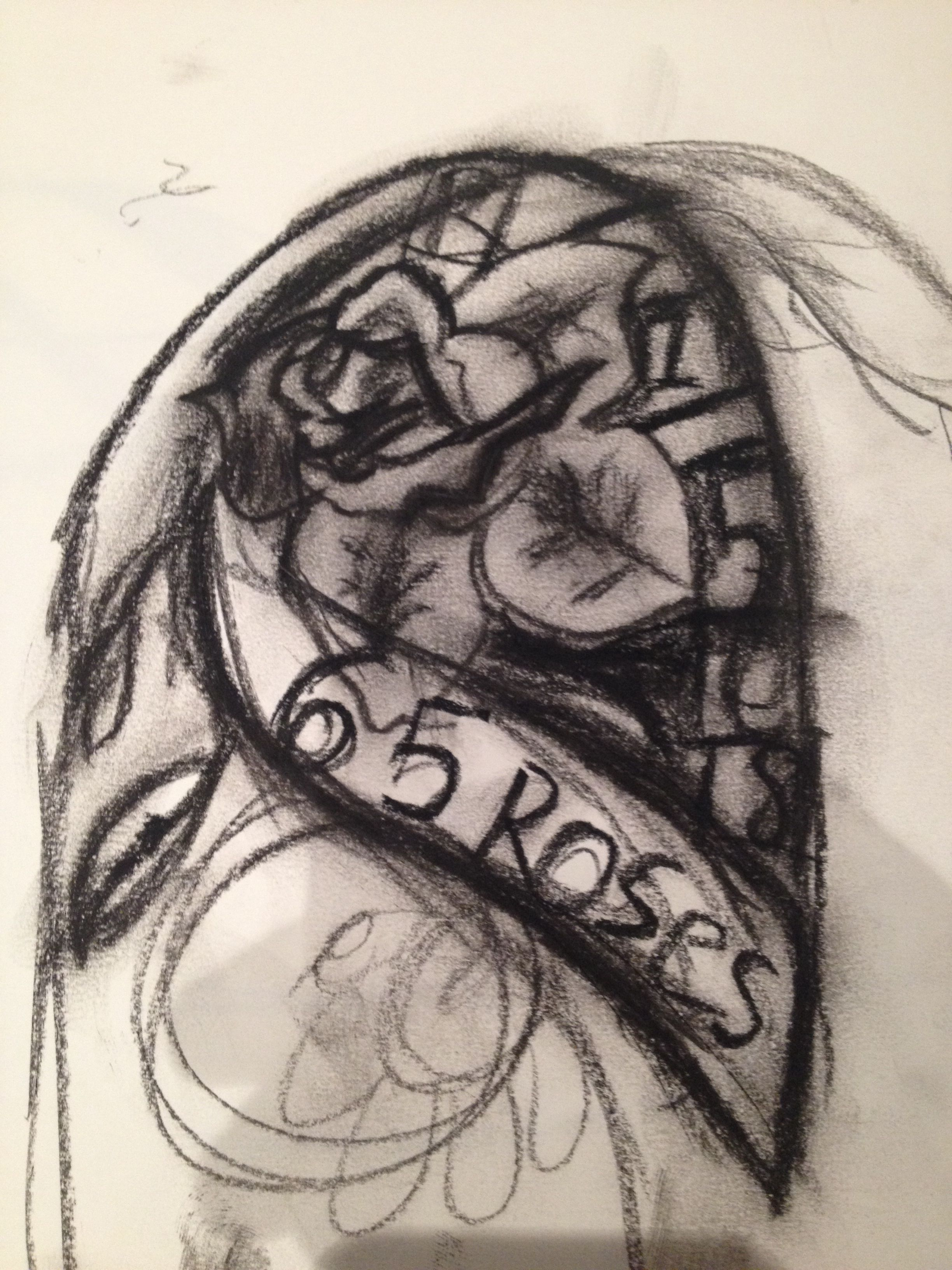65 Roses Tattoo Idea Tattoos Rose Tattoos Tattoos Rose Ideas And Designs