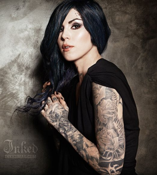 I Love Her Tattoos I Wonder If You Can Be A Physical Ideas And Designs
