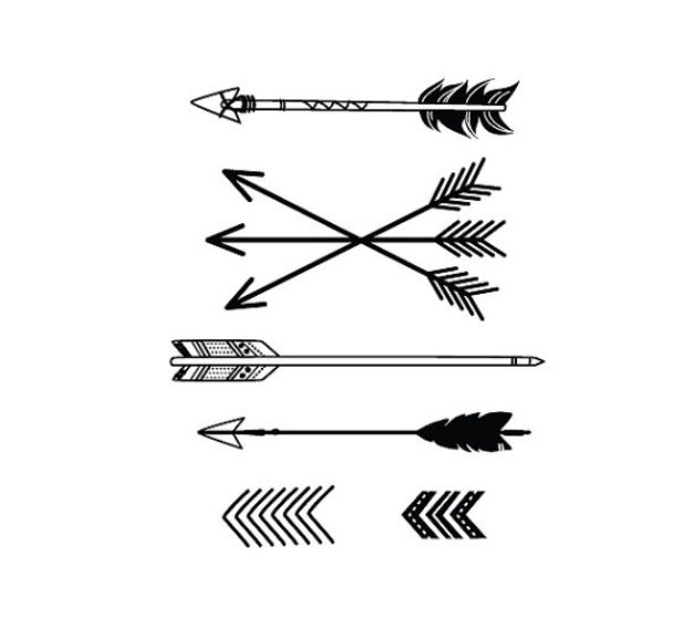 Tribal Arrows Tattoo Ideas Ideas And Designs