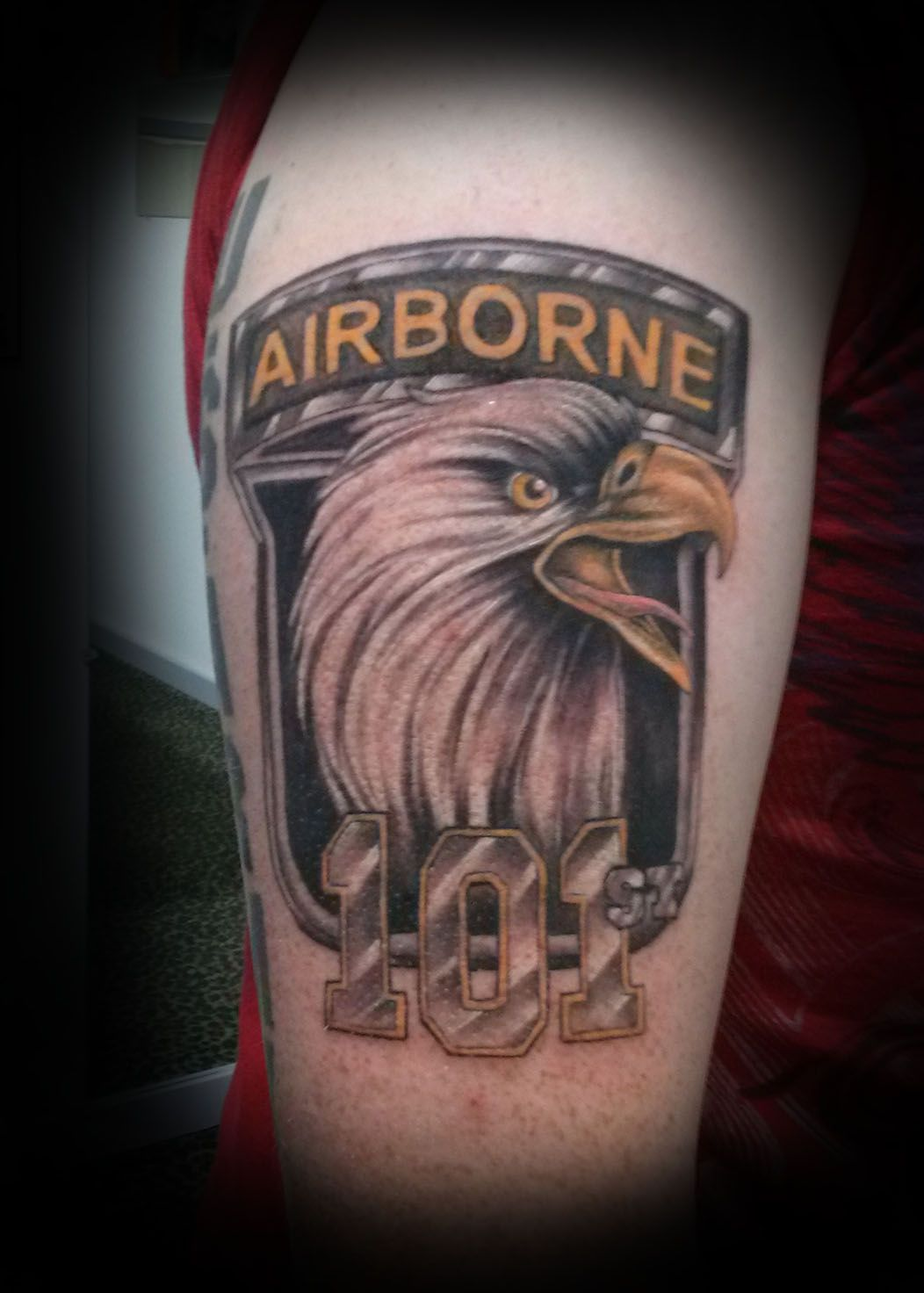 28 101St Airborne Tattoo Designs 30 Airborne Tattoos Ideas And Designs