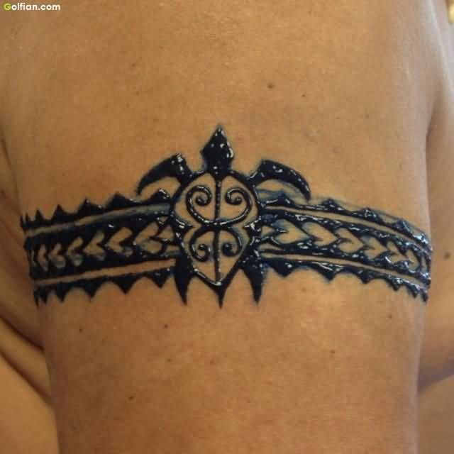 50 Most Popular Upper Armband Tattoos – 3D Armband Tattoo Ideas And Designs