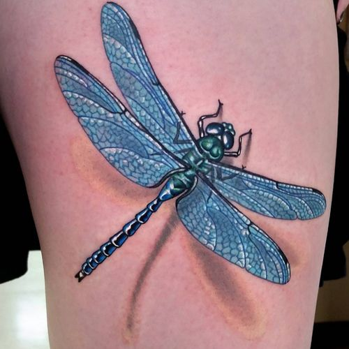 3D Dragonfly Tattoos Beauty Tatouage Libellule Ideas And Designs