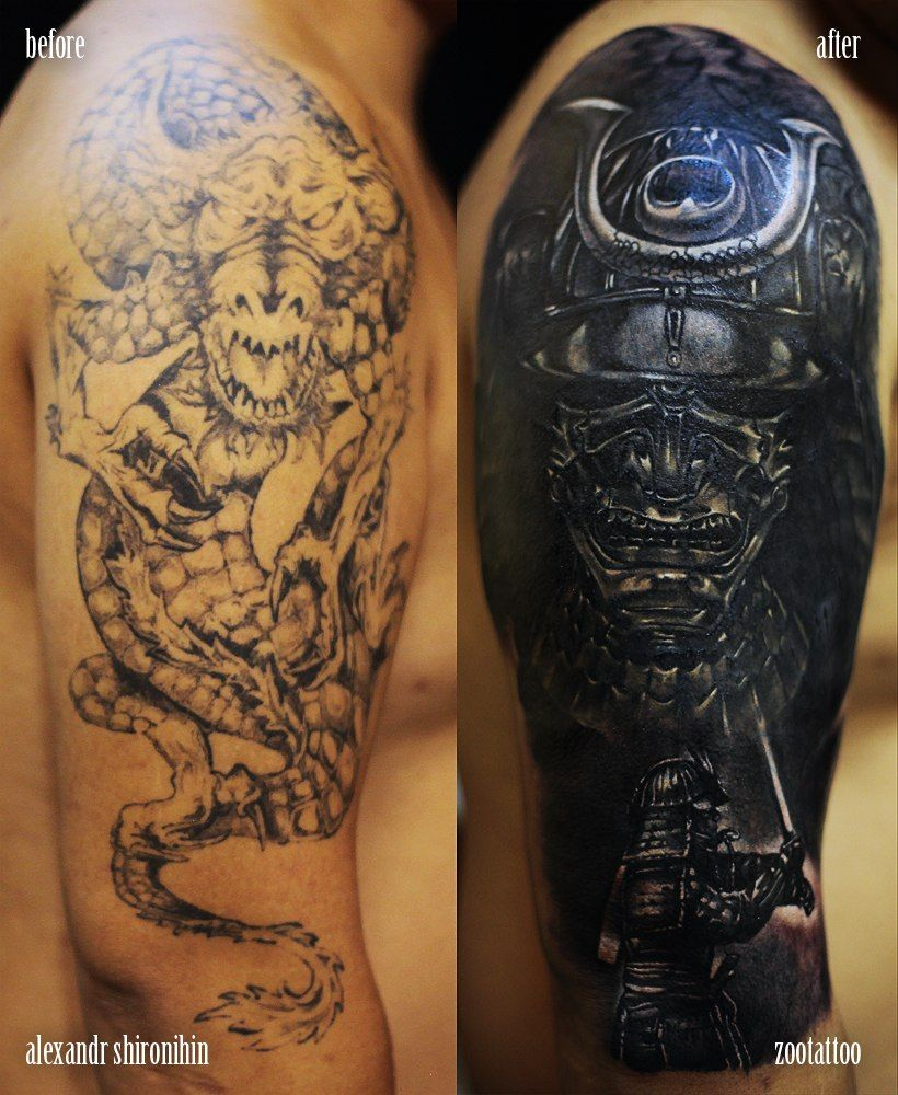 Cover Up Blackandgray Realistic Tattoo Realism Ideas And Designs