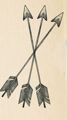 Tattoo Of Three Arrows For Each Of My Kids Tats I Love Ideas And Designs
