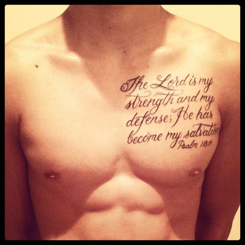 Short Bible Verses About Strength Tattoo Google Search Ideas And Designs