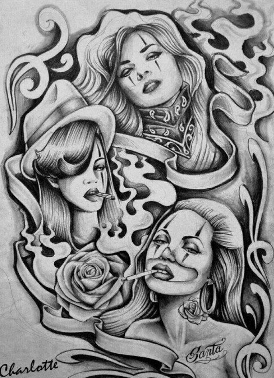 Pin By Big Burg On Chicano Arte Chicano Drawings Cholo Ideas And Designs