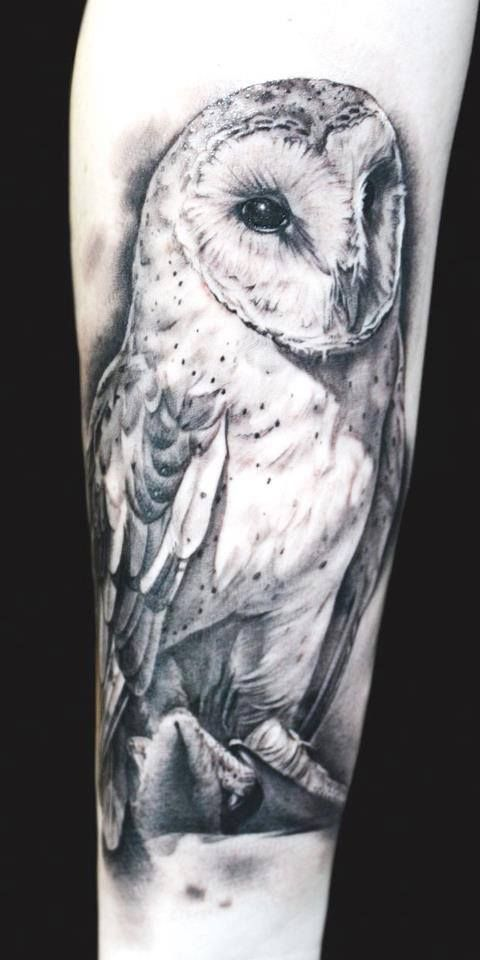 Some Owl Tattoos Are Abstract And Others Are Cartoonish Ideas And Designs