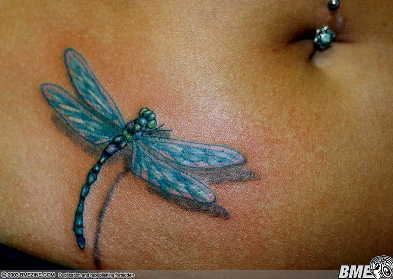 3D Dragonfly Tattoos Designs Bing Images … Tats Drago… Ideas And Designs