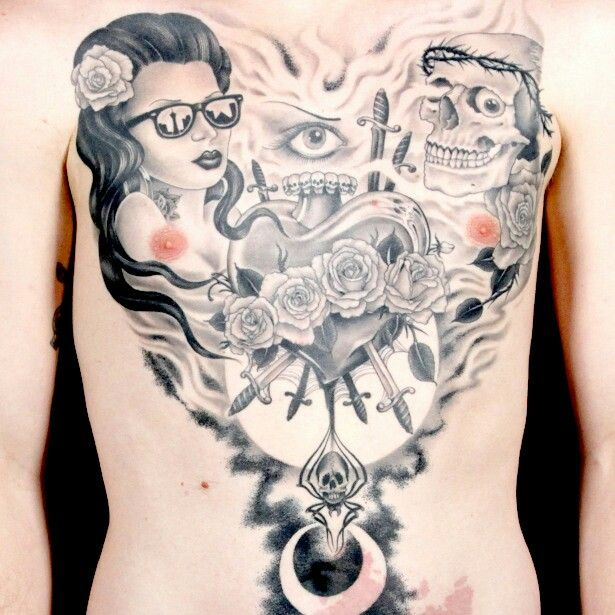 Ink Master Revenge Done By Cleen Rock One Challenge 24 Ideas And Designs