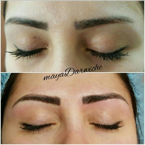 Eyebrow Tattoo 3D Eyebrow Embroidery Otherwise Called Ideas And Designs