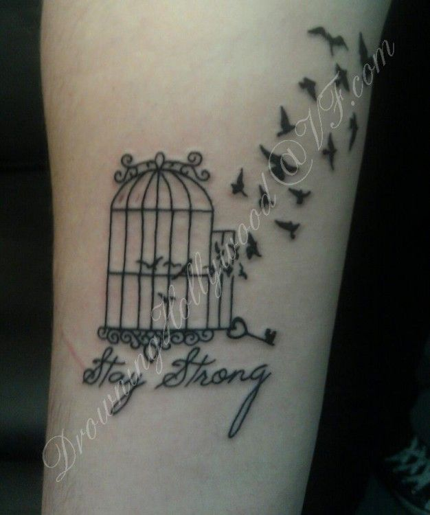 Bird Cage Tattoos Google Search Ink Inspiration Ideas And Designs