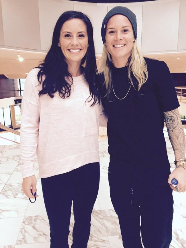 Ashlyn Harris Ali Krieger Tattoo Uswnt Ashlynn Harris ⭐️ Ideas And Designs