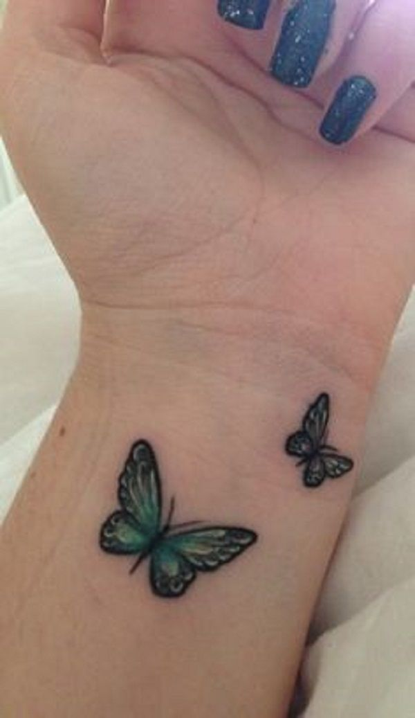 65 3D Butterfly Tattoos Tatoos Et Piercings Tattoos Ideas And Designs