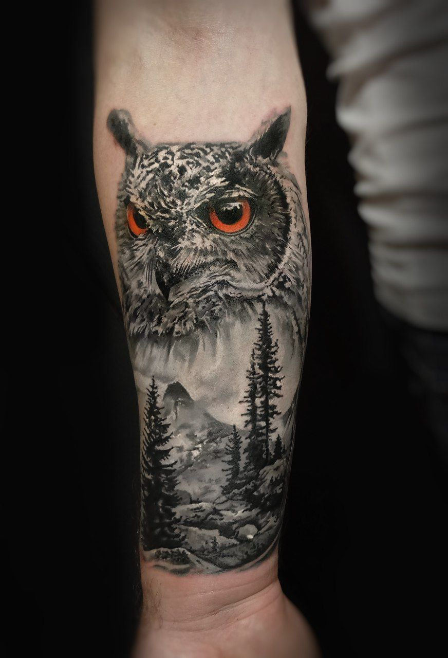 33 Awesome Owl Tattoo Design For All Time Accessories Ideas And Designs