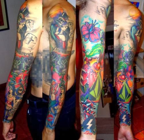 Sleeve Tattoo Ideas Need Tattoo Ideas Collection Of All Ideas And Designs