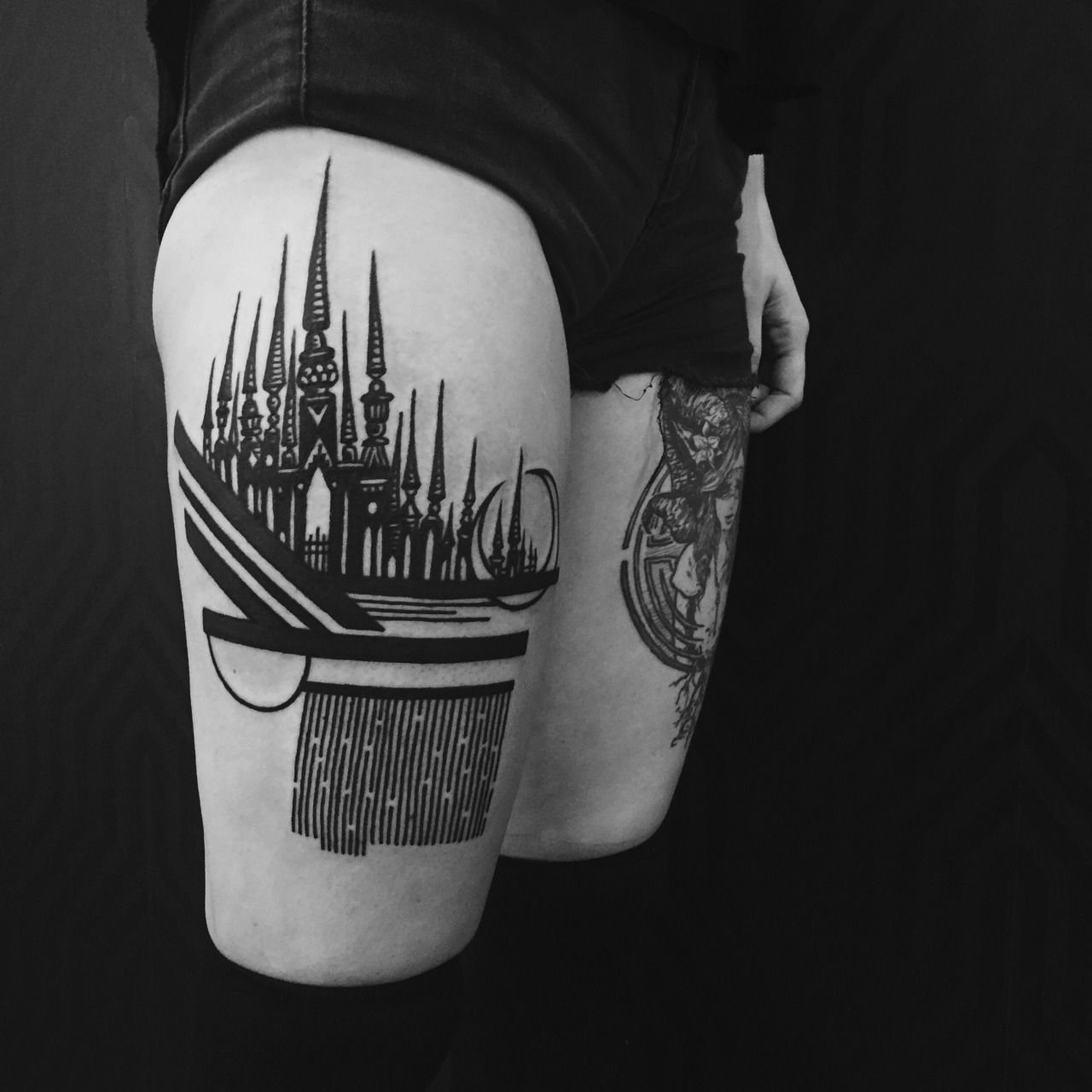 Done By Thieves Of Tower At 2Spirit Tattoo San Francisco Ideas And Designs