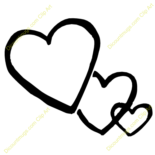 3 Hearts Intertwined Tattoo Gallery Beautiful Body Art Ideas And Designs