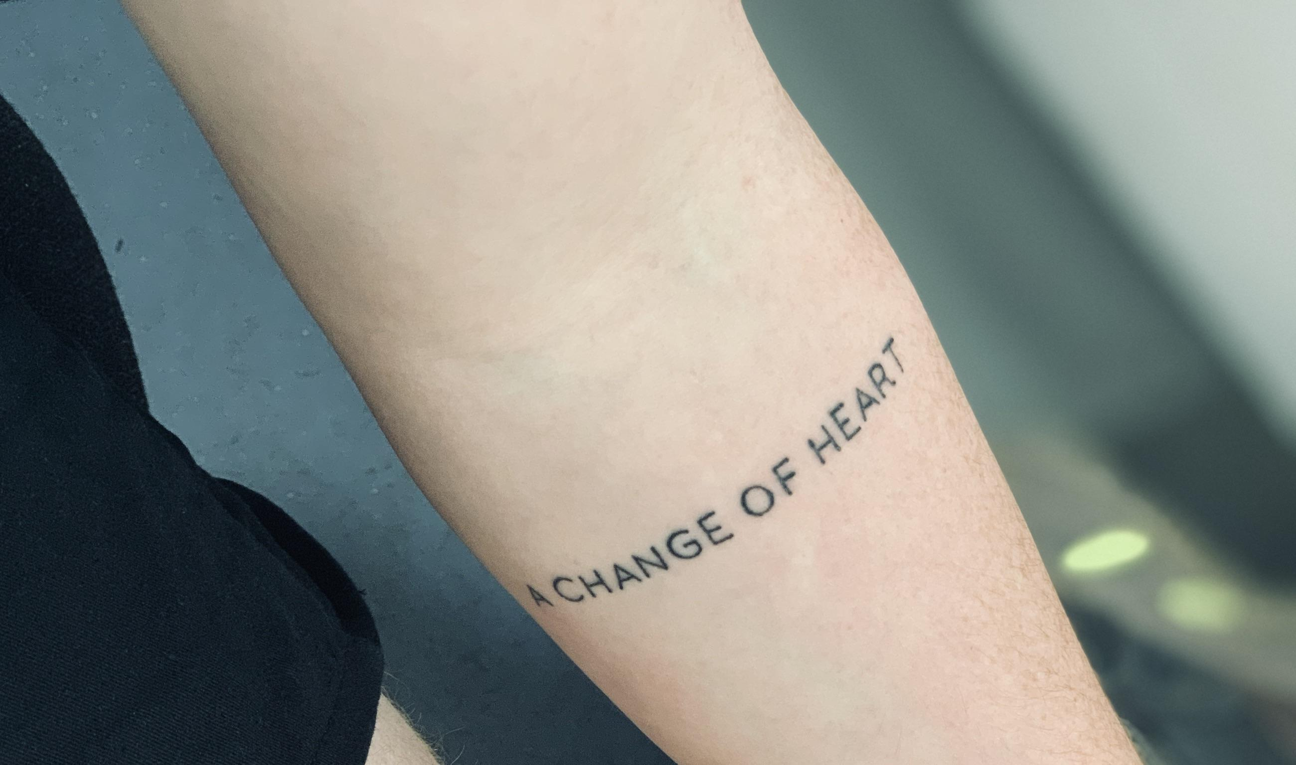 What 1975 Tattoos Do People Got The First Song Of Theirs Ideas And Designs