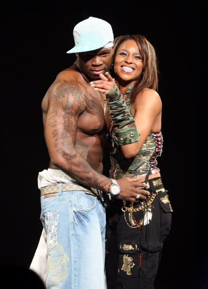 50 Cent Reportedly Pops The Question … Asks Ciara To Marry Ideas And Designs