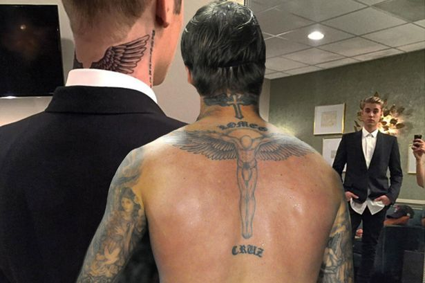 Justin Bieber's Unbelievable Unending List Of Tattoos Ideas And Designs