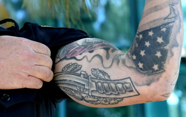 Pittsburg Police Allowed To Show Tattoos On Duty – The Ideas And Designs