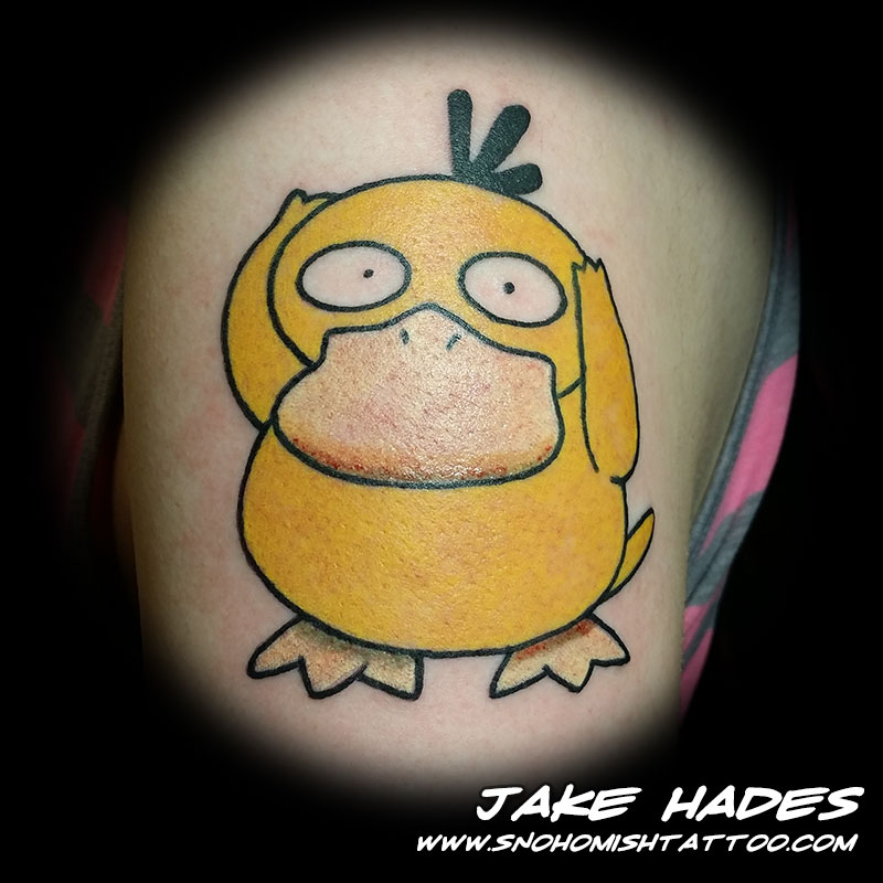 Recent Tattoo Additions From Jake Hades – Snohomish Tattoo Ideas And Designs