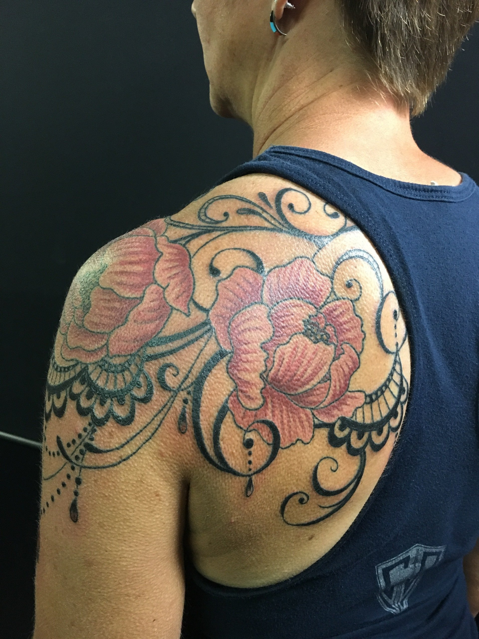 Lady Luck Tattoo Phoenix Ideas And Designs