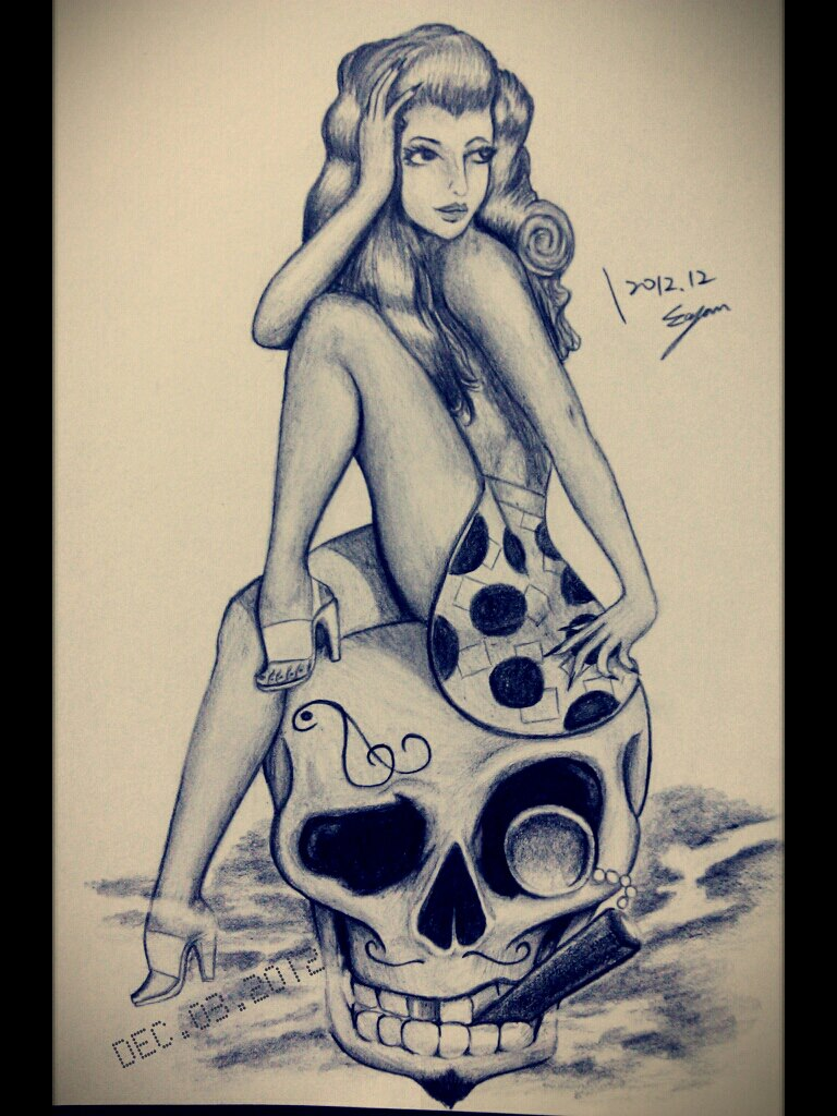 Pin Up Girl By Eason41 On Deviantart Ideas And Designs