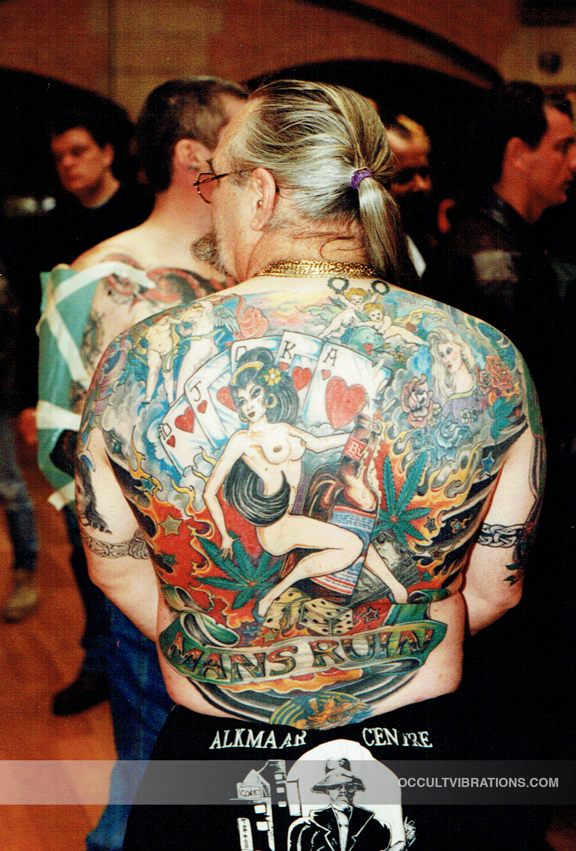 Amsterdam Tattoo Convention 1995 Occult Vibrations Ideas And Designs
