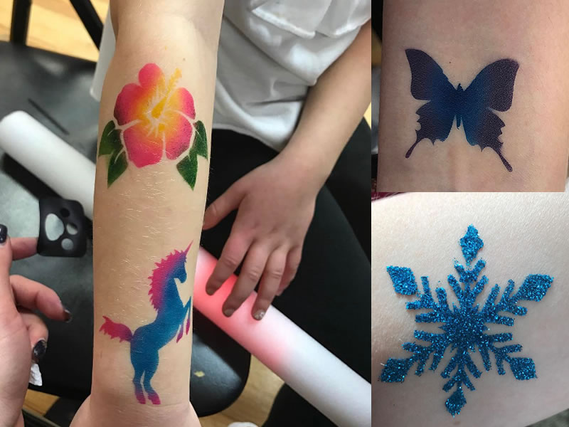 Airbrush Tattoos Long Island Nyc Westchester Ideas And Designs