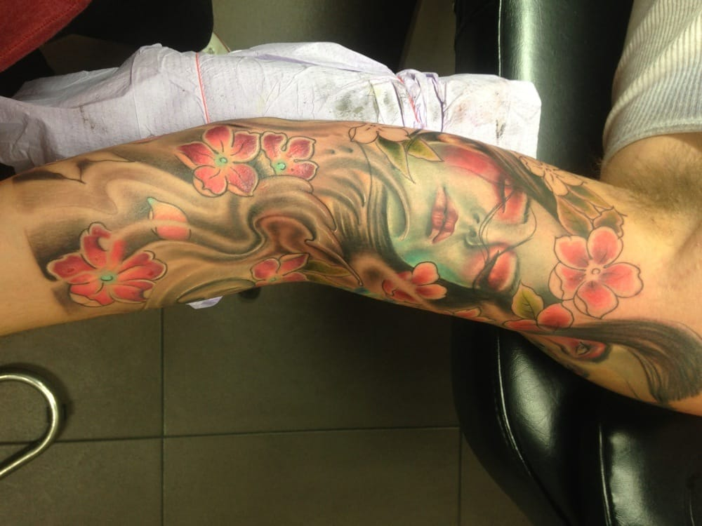 Inside Of Sleeve By Temo Yelp Ideas And Designs