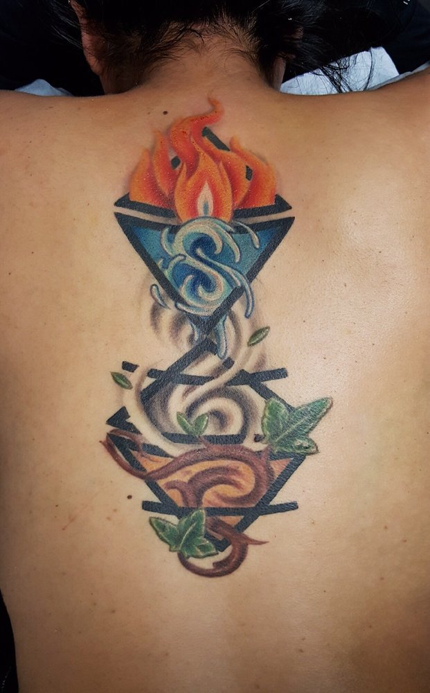 4 Elements Tattoo Yelp Ideas And Designs