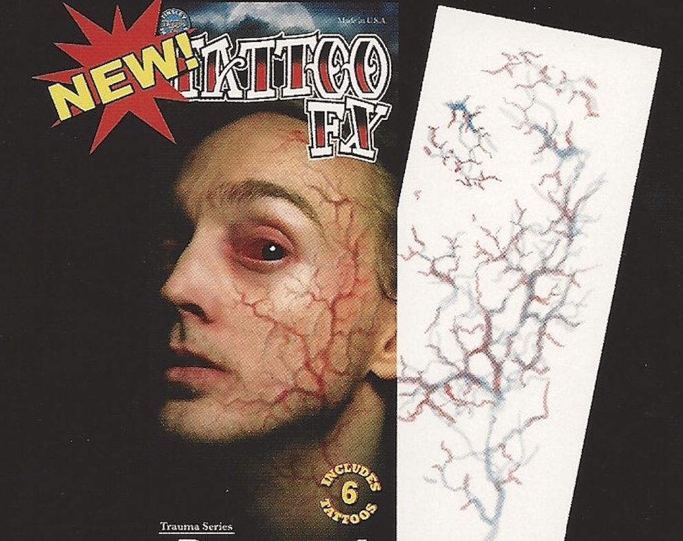 Tat969 Removable Tattoos Fx Infected Tattoos Ideas And Designs