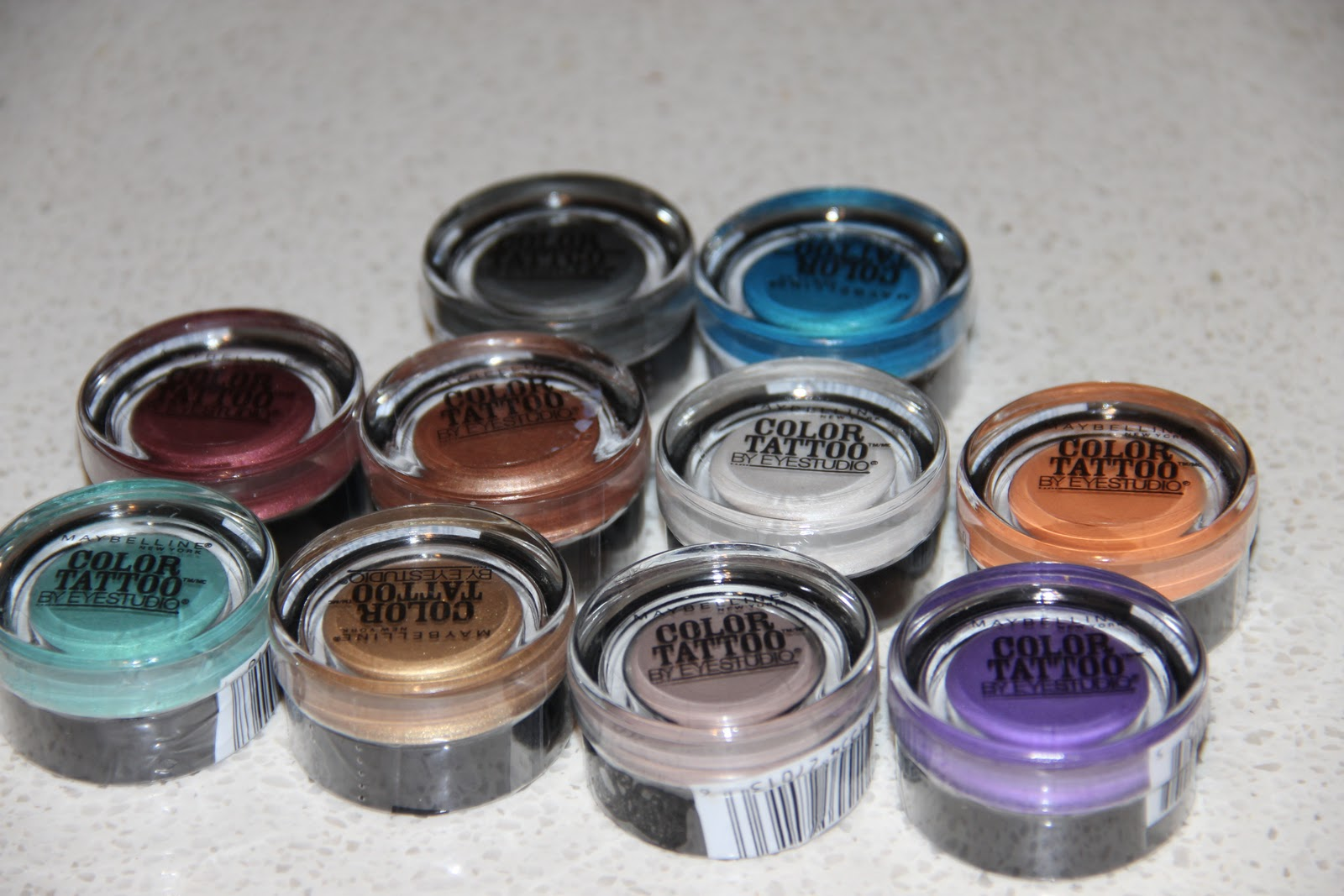 Maybelline Colour Tattoo Eye Shadow 24Hour Rhiannon S Ideas And Designs
