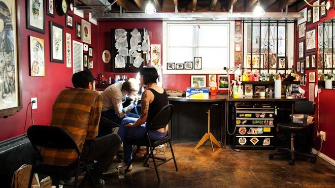 Best Los Angeles Tattoo Shops For Awesome Ink Ideas And Designs