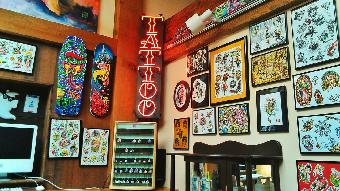 Best Tattoo Shops In San Francisco For Tattoo Art And Ideas And Designs