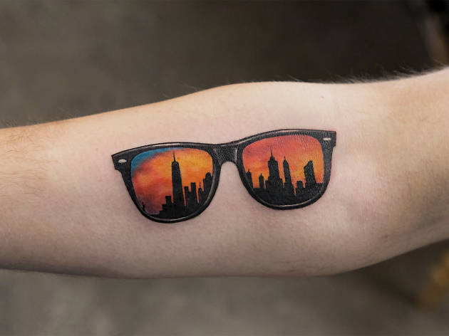 8 Awesome Tattoo Shops In Nyc For Every Style Ideas And Designs