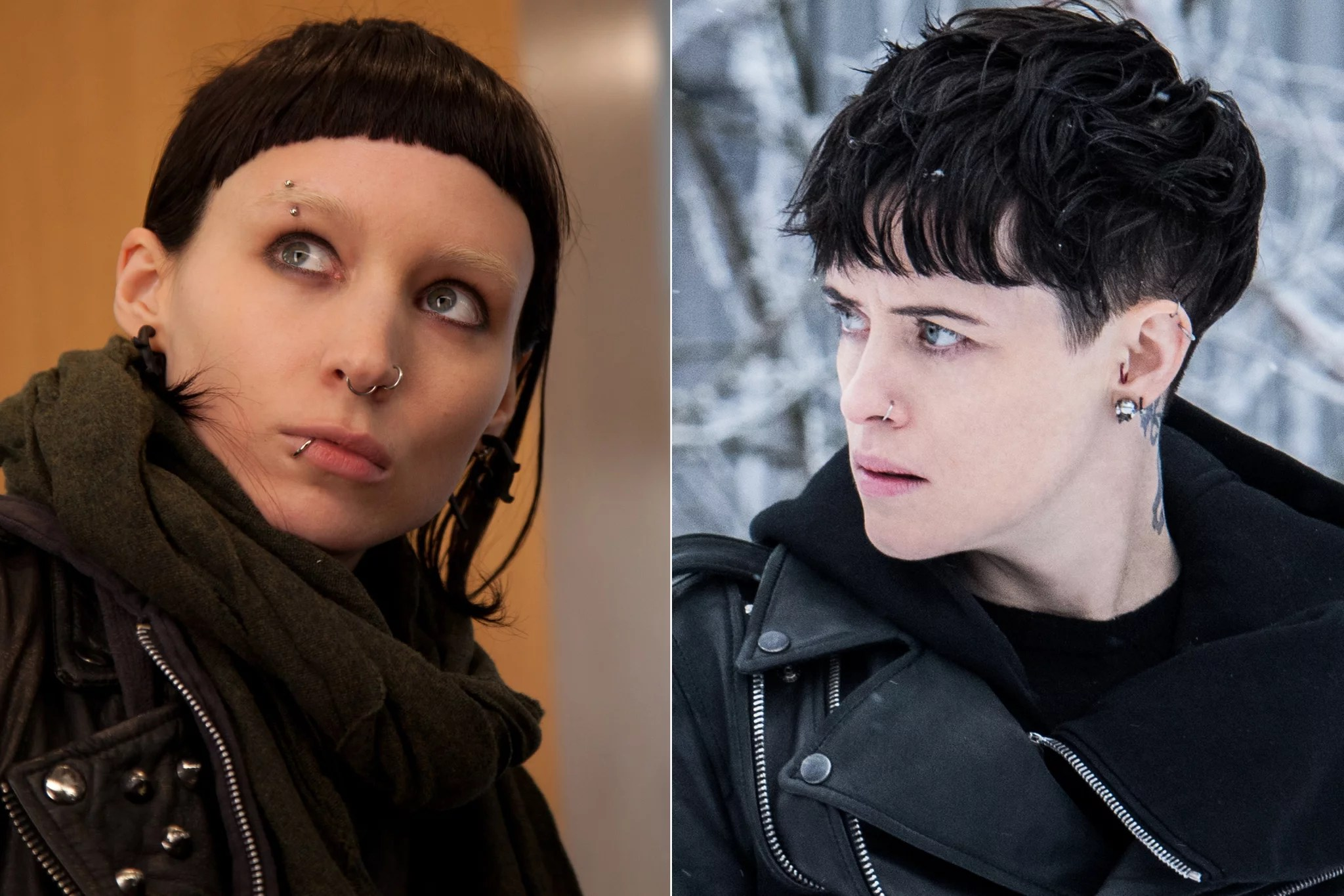 Why Is Lisbeth Recast In The Girl In The Spider S Web Ideas And Designs