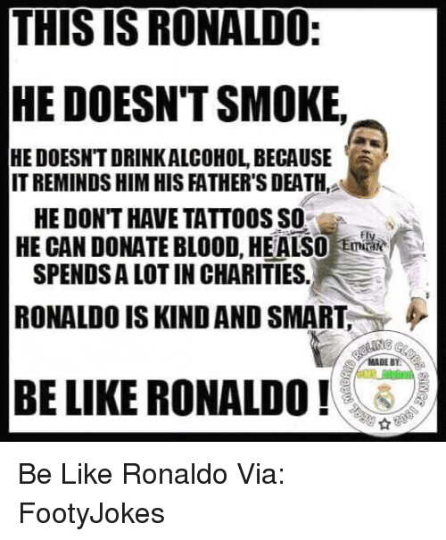 Funny Ronaldo Memes Of 2016 On Sizzle Cristiano Ronaldo Ideas And Designs