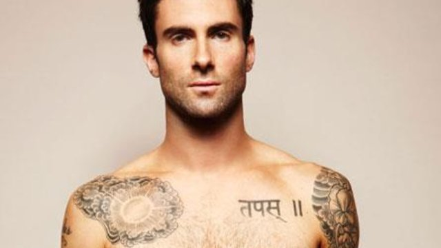 Adam Levine Tattoo Guide What Do The Maroon 5 Star S Ideas And Designs