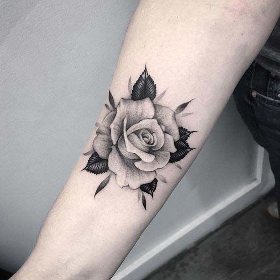 60 Very Provocative Rose Tattoos Designs And Ideas Ideas And Designs