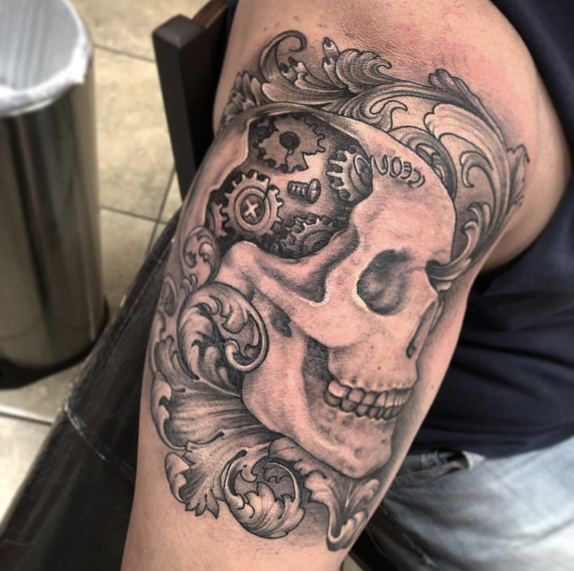 Artistic Impressions Tattoo – Tyler Ideas And Designs