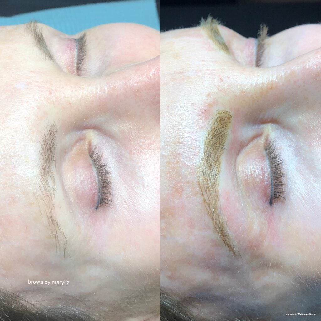 Permanent Makeup Eyebrows Eyeliner Bella Reina Spa Ideas And Designs