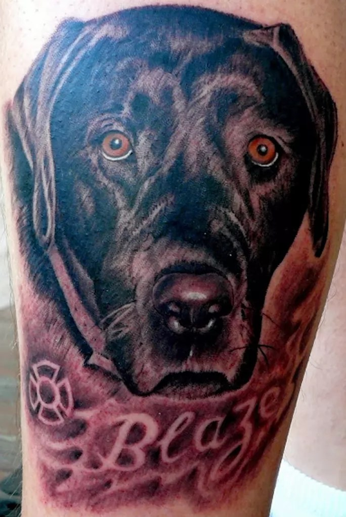 The 19 Coolest Labrador Tattoo Designs In The World Ideas And Designs
