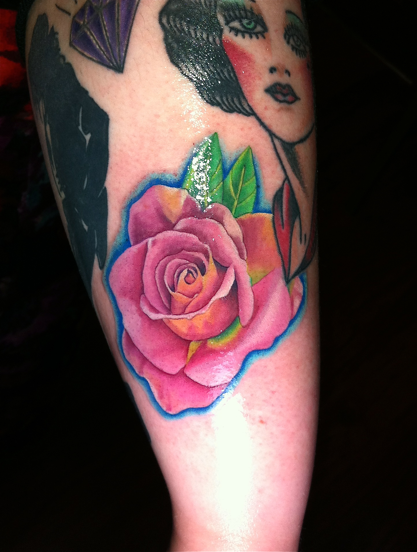 Rose Tattoo Bryangvargas Page 2 Ideas And Designs